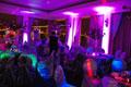LED-es hangulatvilágítás esküvőre