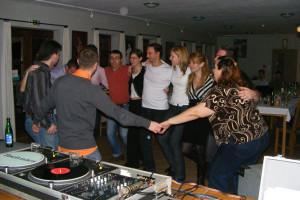 Party DJ rendezvényre