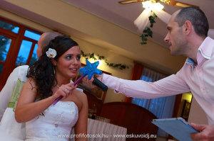 Esküvői vendégkönyv 1