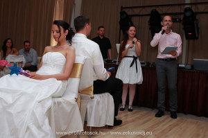 Esküvői vendégkönyv 3