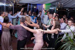 Budapesti esküvői DJ