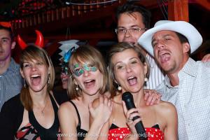 Székesfehérváron karaoke