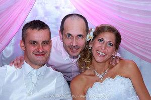 Esküvői vendégkönyv 2