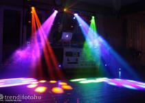 fénytechnika esküvőre