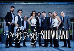 Pesty Party Showband esküvői DJ vagy zenekar