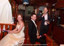 Budapest Rozmaring Kertvendéglő esküvői DJ és ceremóniamester 1
