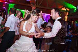 Esküvői DJ Gyirmót Achilles Park 1