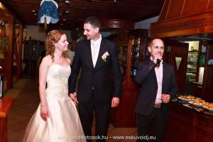 Budapest Rozmaring Kertvendéglő esküvői DJ és ceremóniamester 7
